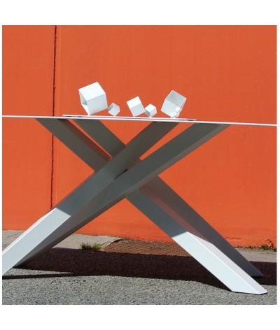 TABLE DE REPAS KAPPA EN COULEUR