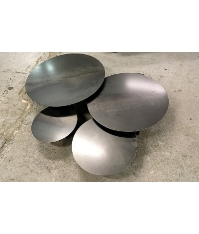 TABLES LANKA BY TERRE ET METAL