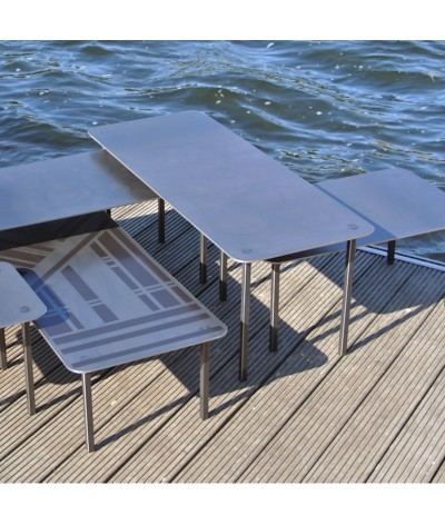 TABLES ZANTE BY TERRE ET METAL