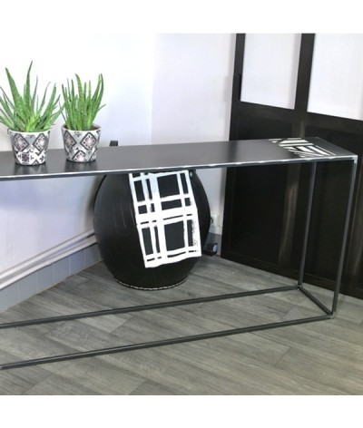 CONSOLE HYDRA GRAPHIQUE BY TERRE ET METAL