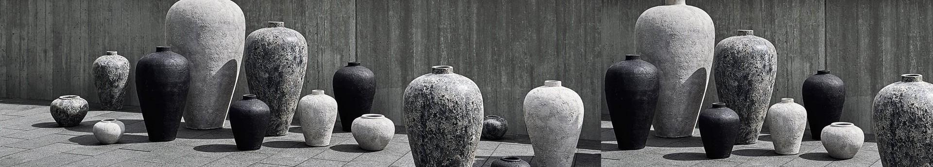 Des pots, des jarres, des vases, des coupelles, des amphores