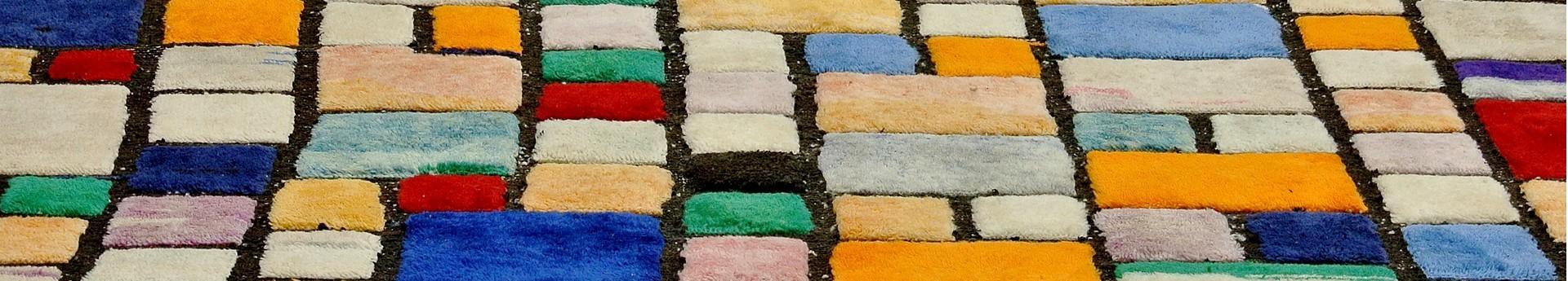 Collection unique de tapis du monde entier Beni Ouarain, Mrirt, Azizal .....